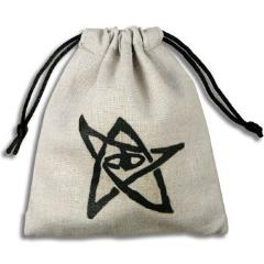 Call of Cthulhu Dice Bag - Biege