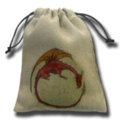 Color Dragon Dice Bag
