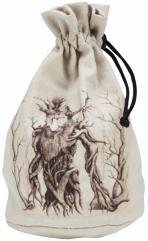 Forest - Beige & Black Dice Bag