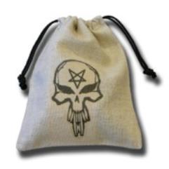 Skull Dice Bag #1