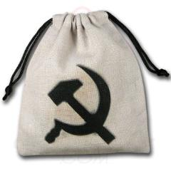 Soviet Union Dice Bag