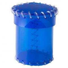 Age of Plastic Dice Cup - Blue