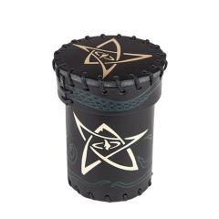 Call of Cthulhu Dice Cup - Black