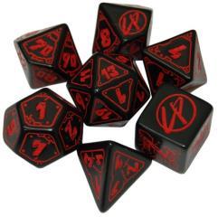 Cyberpunk Red - Black w/Red (7)