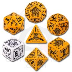 Deadlands Dice (7)