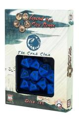 d10 Crab Clan Dice Set (10)