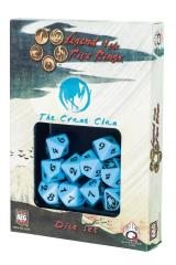 d10 Crane Clan Dice Set (10)
