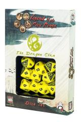 d10 Dragon Clan Dice Set (10)
