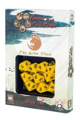 d10 Lion Clan Dice Set (10)