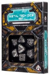 Metal Poly Set w/Black (7)