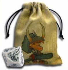 Wicked Munchkin Bag & Die