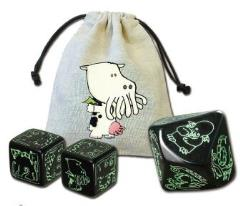 Munchkin Cthulhu - Dice of Doom w/Bag