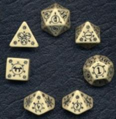 Rise of the Runelords Dice Set (7)