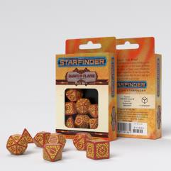 Dawn of Flame Dice Poly Set (7)
