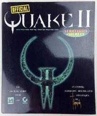 Official Quake II Strategies & Secrets