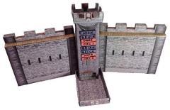 Castle Keep & Wall DM Screen Bundle