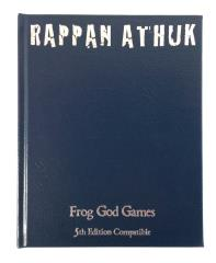 Rappan Athuk (5e) (Limited Leather Bound Edition)