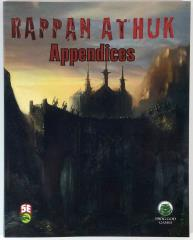 Rappan Athuk Appendices