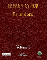 Expansions Volume 1 (Pathfinder)