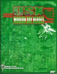 USX Modern Day Heroes - Rulebook