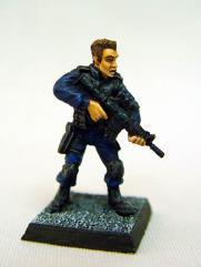 Sgt. Flanagan - SWAT