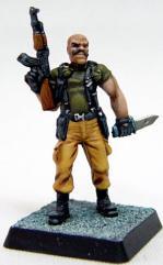 Karl H. Ungus - Terrorist Enforcer