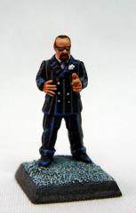 Sydney Greenspan - The Boss