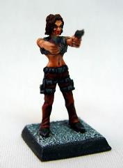 Gloria - Hired Gun