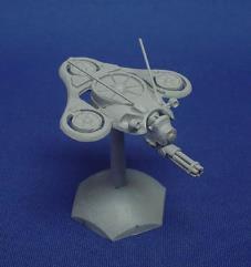 ASD MK1A1 w/Mini-Gun
