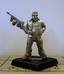 Robert Smith - Zombie Hunter