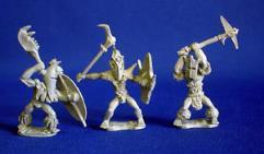 Sacred Mask Warriors