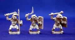 Orc Chieftains w/Hand Weapons