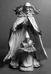 Tomb Wraith & Master