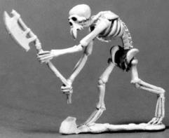 Skeletal Troll