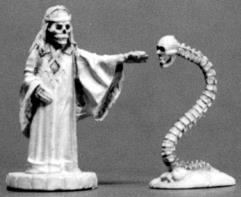 Lich Mage/Death Worm