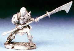 Half Orc Brigand (Male)