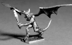 Gargoyle w/Sword