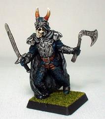 Gravewind Undead Knight