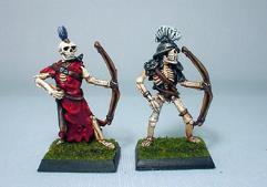Warrior Archers w/Heavy Bows