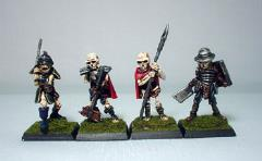 Militia w/Assorted Weapons