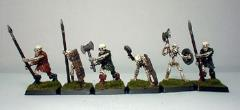 Peasant Horde w/Assorted Weapons