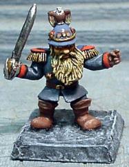 Dwarven Sergeant