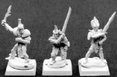 Longknife Warriors