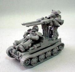 Universal Carrier w/Gunner