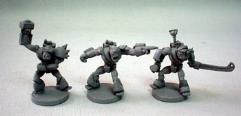 Cyb-Orcs Scout Team