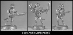 Aslan Mercenaries