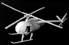 OH-1 Cayuse Chopper