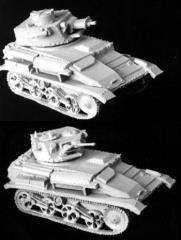 British MK-VI B/C Light Tank