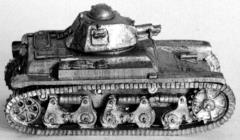 French R-35 Renault Tank