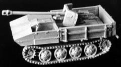 German RSO Panzer Jaeger 75